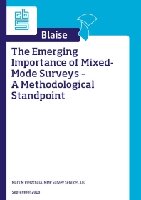 The Emerging Importance of Mixed-Mode Surveys – A Methodological Standpoint